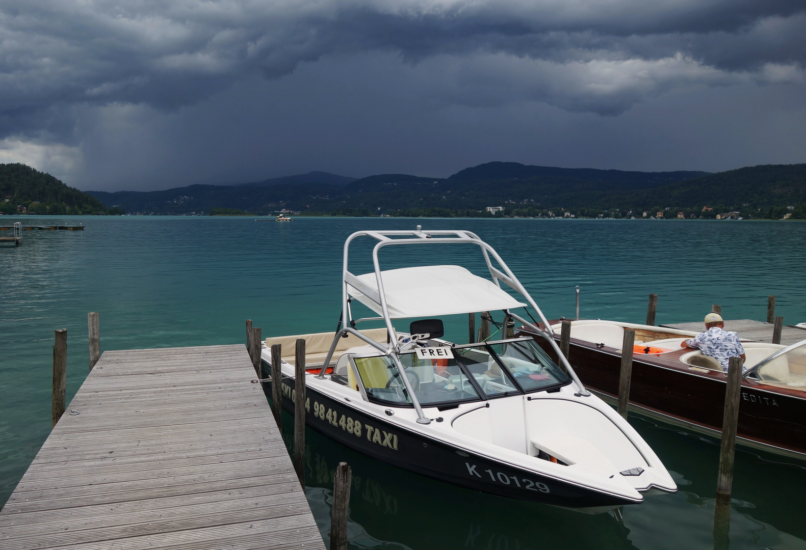 Taxi frei am Wörthersee!