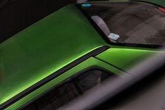 taxi green