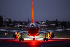 Taxi Lights - Runway Turnoff Lights