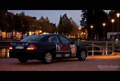Taxi - Mercedes E-Klasse W211