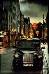 Taxi nach China Town