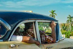 Taxi nach Havanna