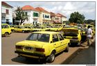 Taxi-Platz