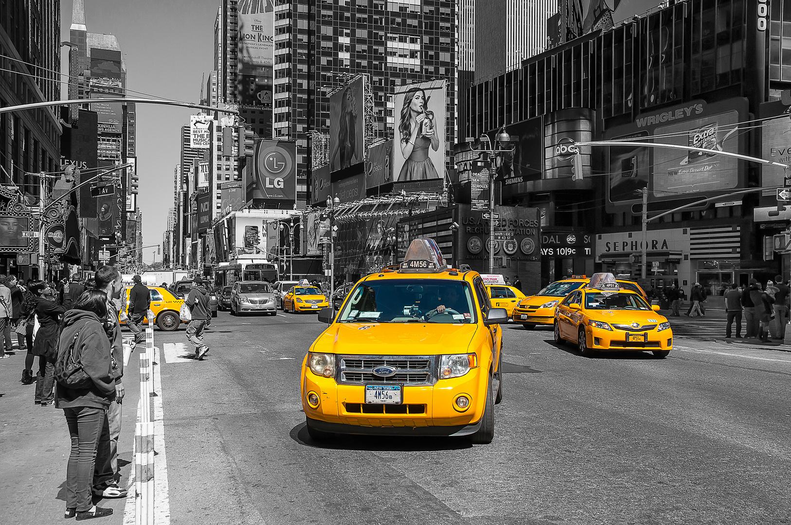 Taxi, Taxi, ...