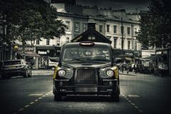 Taxi to Notting Hill