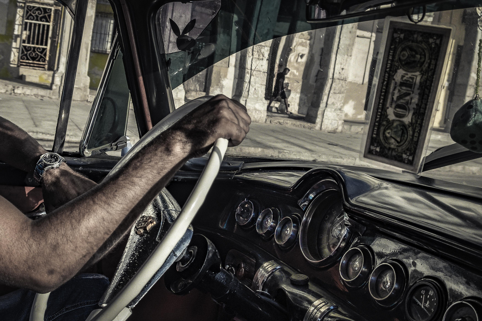 Taxidriver / Havana