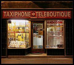 Taxiphone@Teleboutique