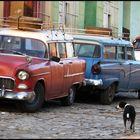 Taxis in Trinidad