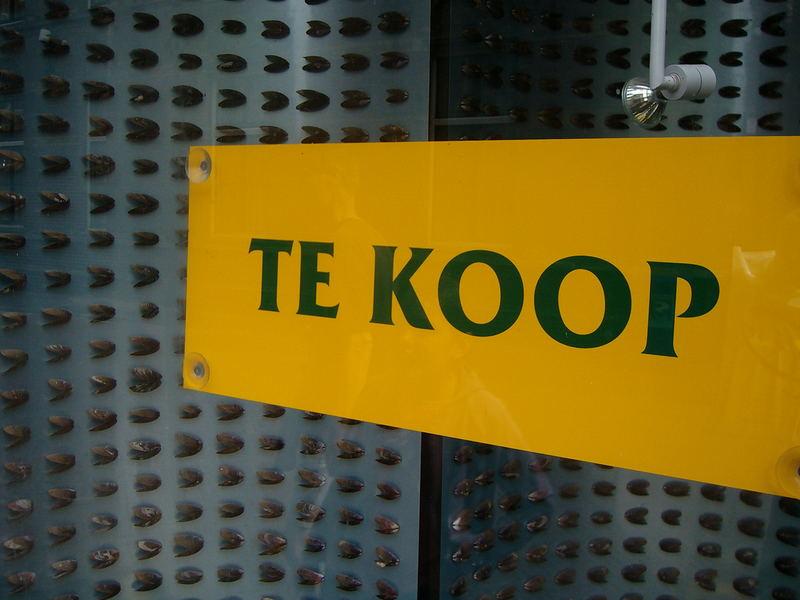 Te Koop - zu verkaufen