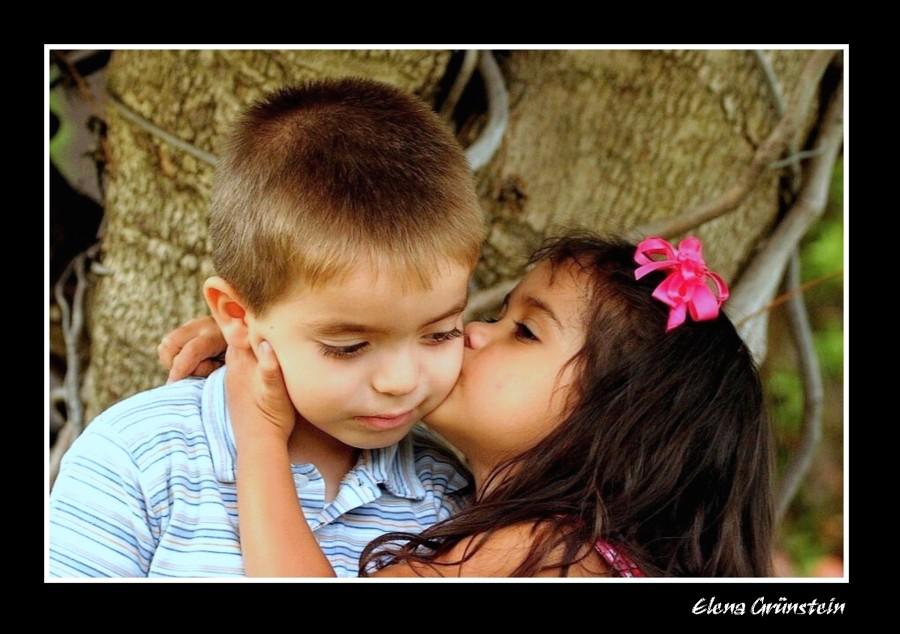 Te regalo un beso