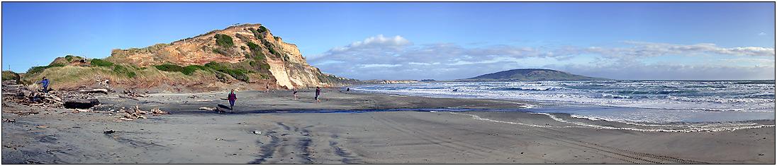 Te WaeWae Beach