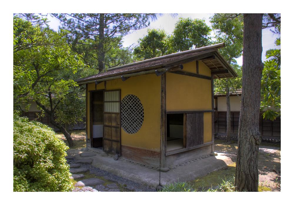 Tea-Ceremony house