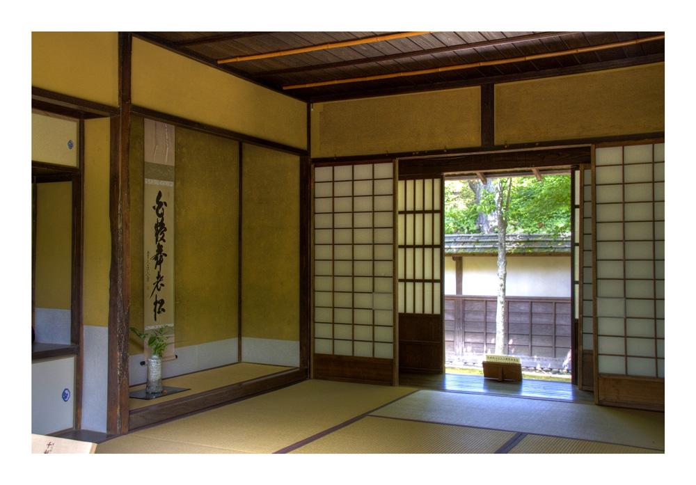 Tea-Ceremony Room