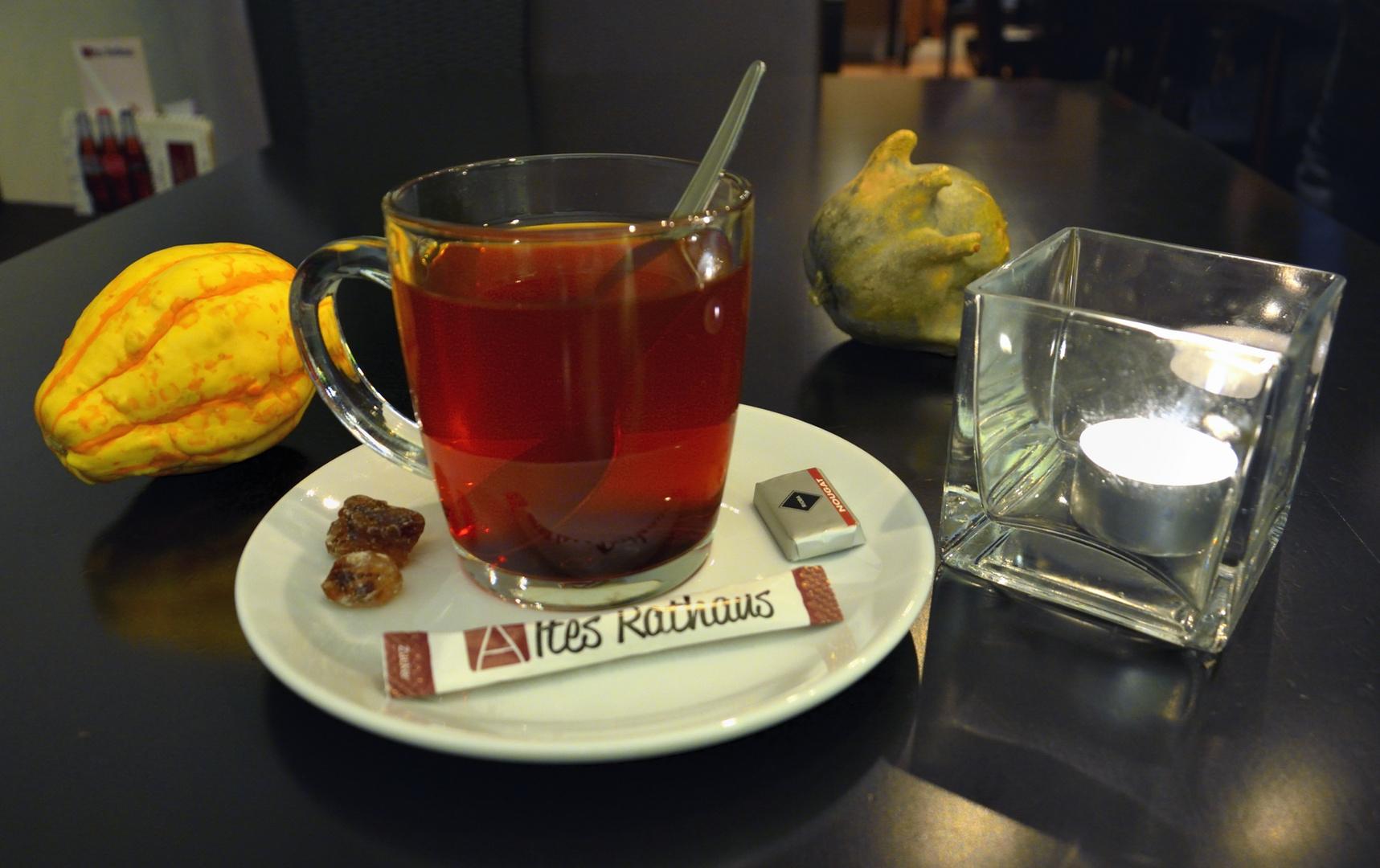 Tea @ midnight