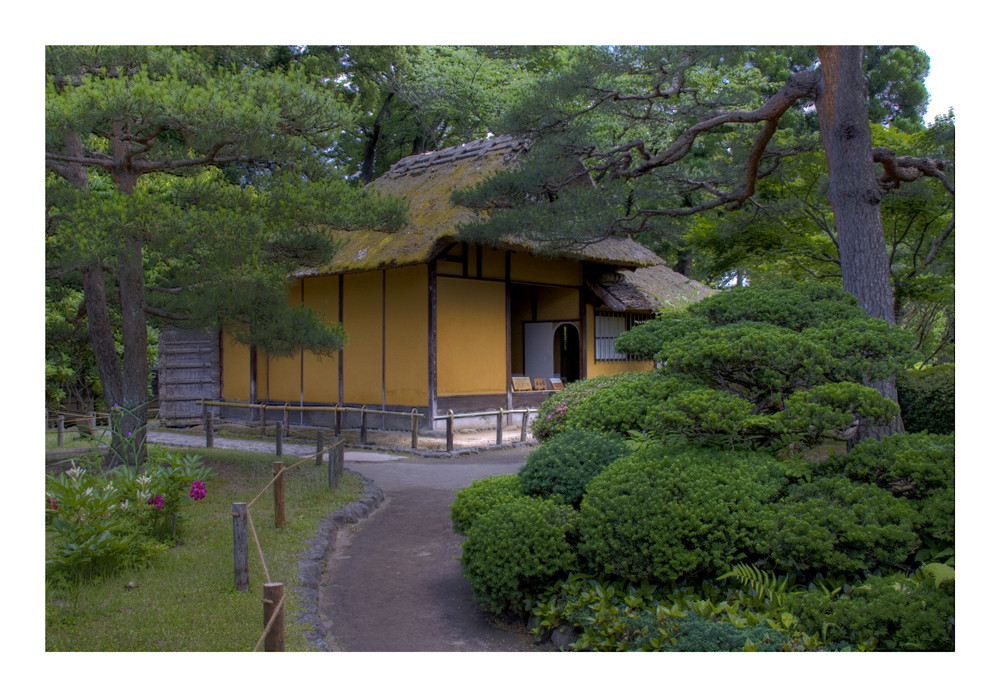 Tea -Seremony house-3