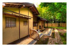 Tea seremony house