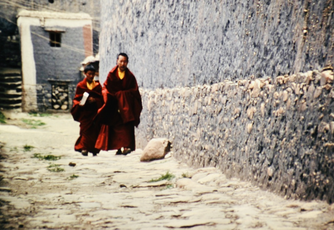 Teaching Dharma