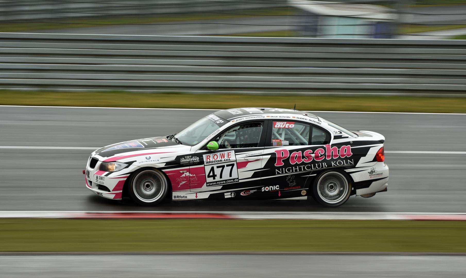 Team Pascha Motorsport für Menschen in Not e.V.