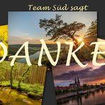 Team Süd sagt Danke!