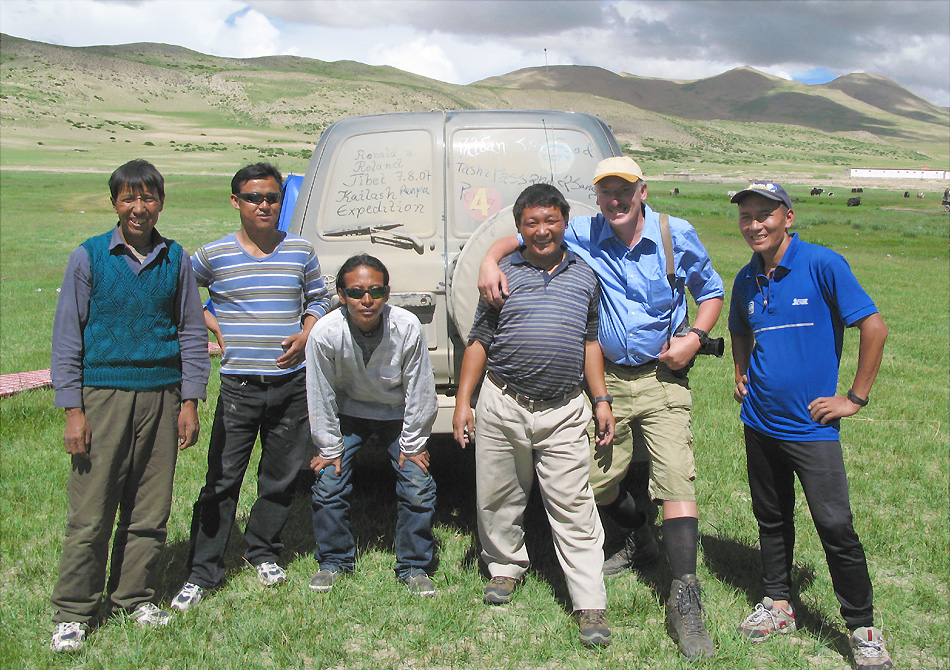 Team Tibet- KAILASH Expedition 2007