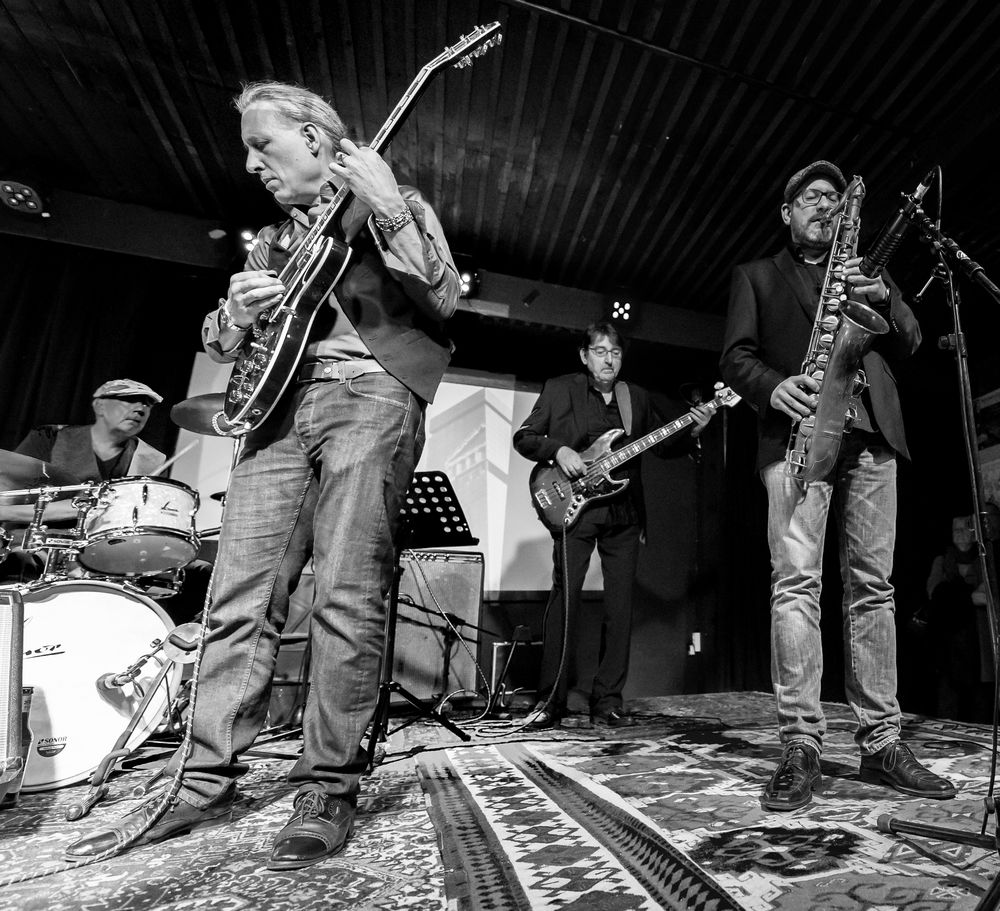 Tears and Drops Blues Band aus Nürnberg