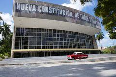 Teatro Nacional de Cuba, Havanna