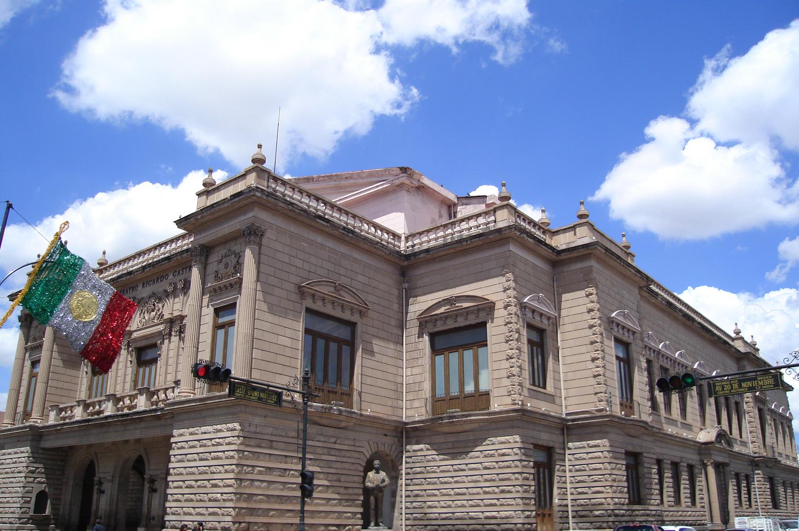 Teatro Ricardo Castro de Durango