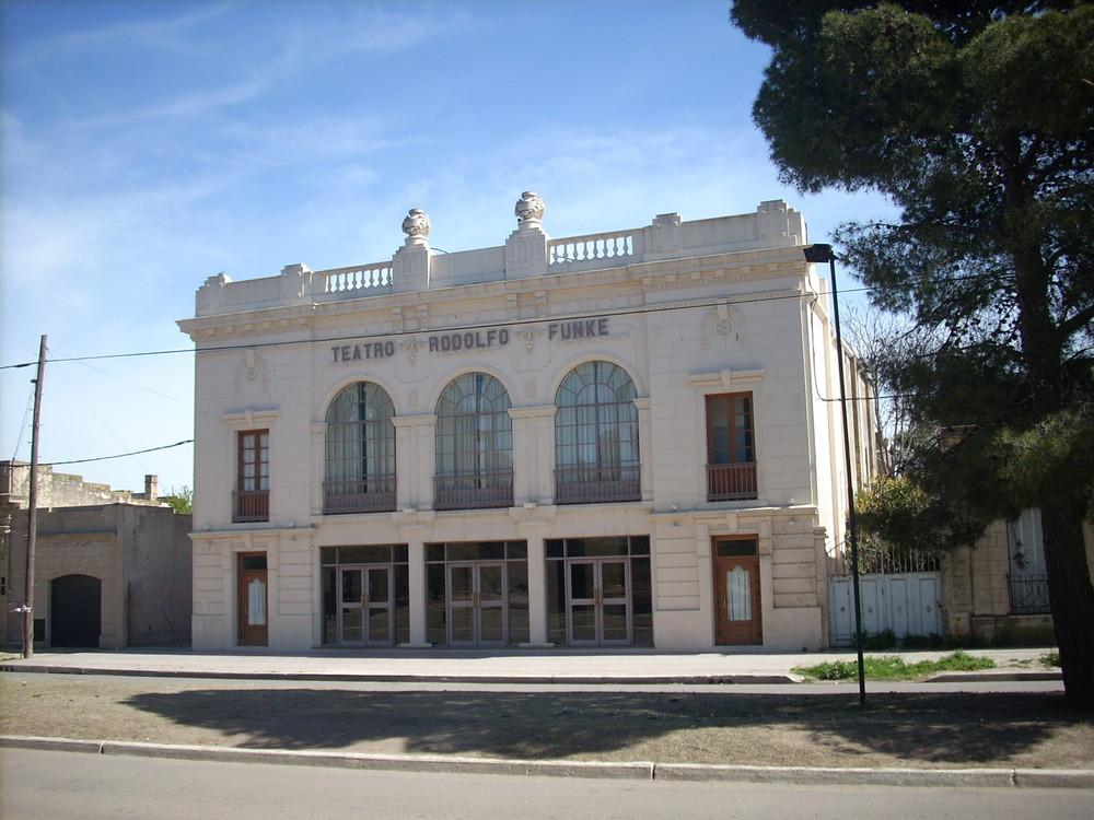 Teatro Rodolfo Funke, Tornquist
