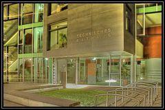 Techn. Rathaus Willich Eingang