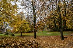 Tecklenburg im Herbst 1