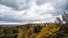 Tecklenburg im Herbst