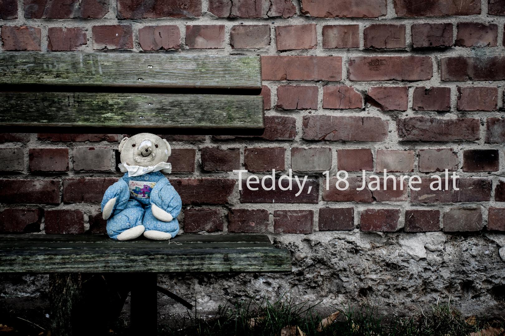 Teddy, 18 Jahre alt
