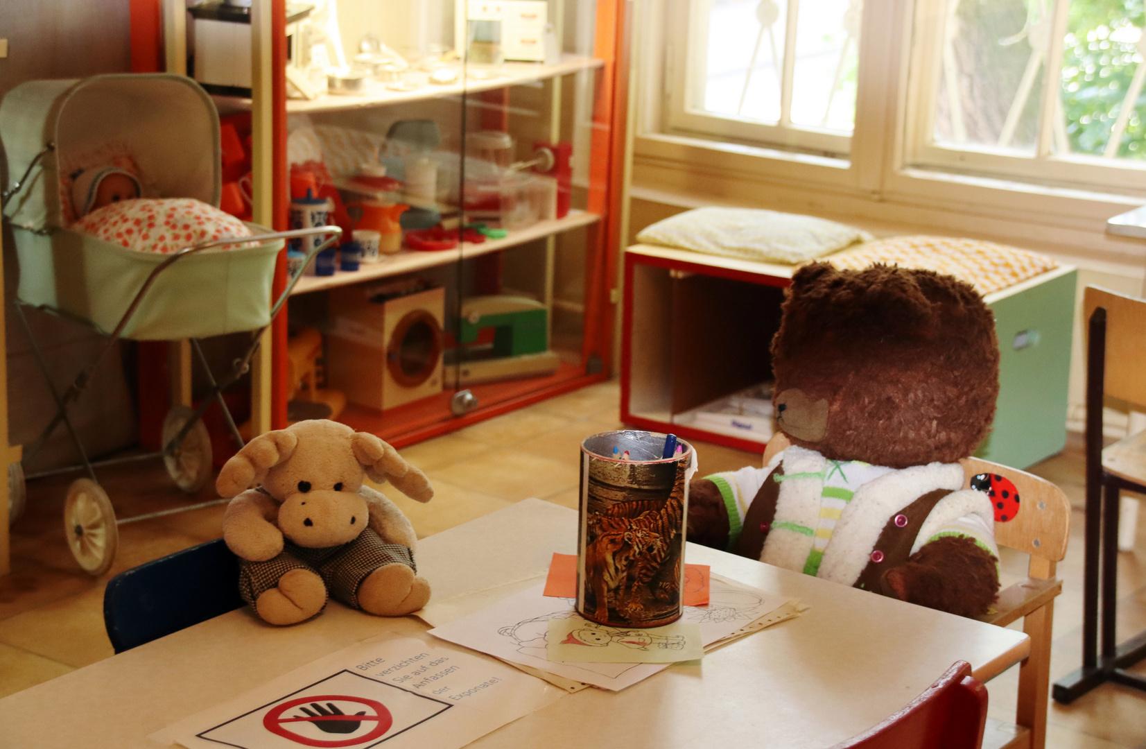 Teddys Spielzimmer