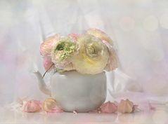 Teeblüten