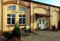Teehaus BaLi°°°Im Historischen Gebäude vom Überlandwerk Liebenwerda.