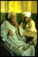 Teehaus in Cairo