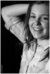 teen smile