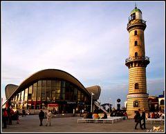 Teepott & Leuchtturm