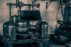 Teeverarbeitungsmaschine Marschall aus England