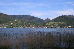 Tegernsee in Oberbayern