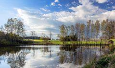 Teich zwischen Schlettau und Hermannsdorf 2