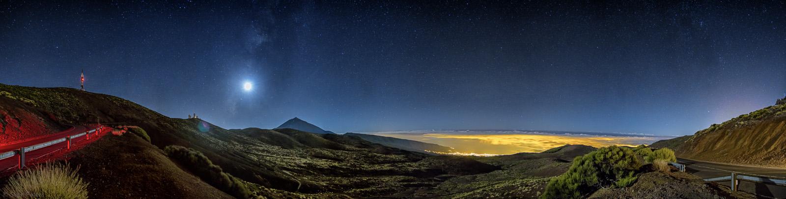 Teide-Nationalpark und Observatorium
