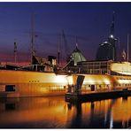 """Teil --12--: Havenwelten Bremerhaven am 27.10.2012 """"Geschichte u. Gegenwart"""""""