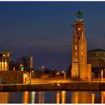 """Teil --15--: Havenwelten Bremerhaven am 26.5.2011 """"Abendstille am Loschenturm"""""""