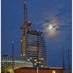 """Teil --16--: Havenwelten Bremerhaven am 13.9..2013 """"Lichter & Mond in Harmonie"""""""
