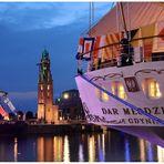 """Teil --27--: Havenwelten Bremerhaven am 28.5.2016 """"SeeStadtFest u. Laserschau"""""""