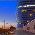 """Teil --29--: Havenwelten Bremerhaven am 14.3.2016 """" Klein Dubai am Weserufer"""""""
