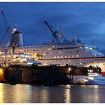 """Teil – 4 – maritime Arbeitswelten in Bremerhaven am 19.5.2011 """"Für die Gäste nur das BESTE"""""""