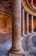 Teil der Alhambra -10-