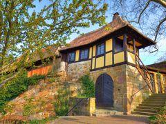 Teil Esslinger Burg HDR